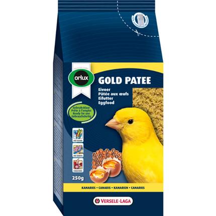 Versele-Laga Orlux Uni Patee vlažna jajčna hrana za kanarčke - 250 g