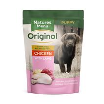 Natures Menu Junior - piščanec in jagnjetina - 300 g