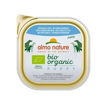 Almo Nature Bio Organic Puppy - piščanec