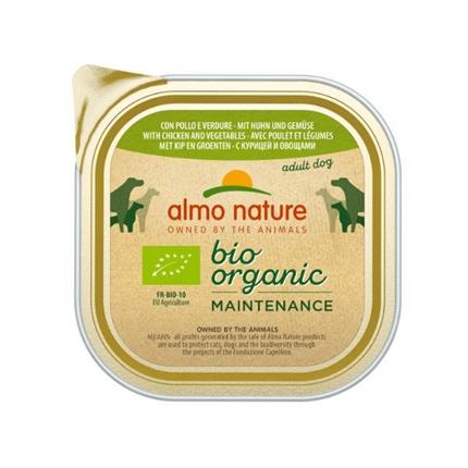 Almo Nature Bio Organic - piščanec in zelenjava