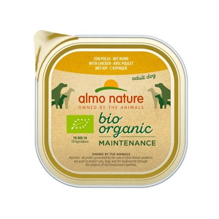 Almo Nature Bio Organic - piščanec