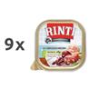 Rinti Kennerfleisch alutray - piščančje srce in testenine - 300 g 9 x 300 g