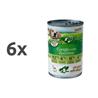 Professional Pets Mono - zajec in bučke 6 x 400 g