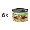 Professional Pets Mono - govedina in korenje 6 x 150 g