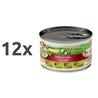 Professional Pets Mono - govedina in korenje 12 x 150 g