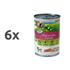 Professional Pets Mono - govedina in korenje 6 x 400 g