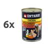 Ontario Adult - piščanec, korenje in lososovo olje 6 x 400 g