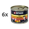 Ontario Adult - riba 6 x 200 g