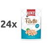 Rinti Filetto in Jelly - piščanec in losos - 100 g 24 x 100 g