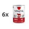 Disugual Mono - govedina 6 x 400 g