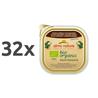 Almo Nature Bio Pate - teletina in zelenjava 32 x 100 g