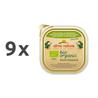 Almo Nature Bio Organic - piščanec in zelenjava 9 x 300 g