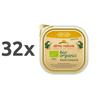 Almo Nature Bio Organic - piščanec 32 x 100 g