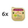 Almo Nature Bio Organic - govedina in zelenjava 6 x 100 g