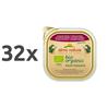 Almo Nature Bio Organic - govedina in zelenjava 32 x 100 g