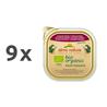 Almo Nature Bio Organic - govedina in zelenjava 9 x 300 g