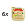 Almo Nature Bio Organic - govedina - 100 g 6 x 100 g