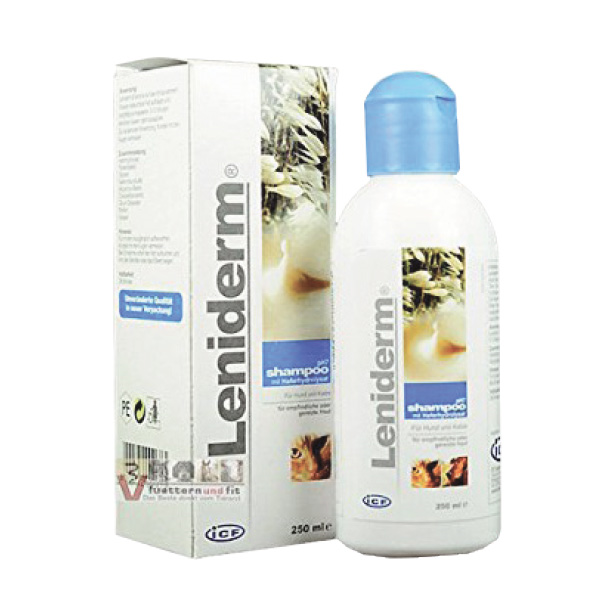 Leniderm šampon - 250 ml