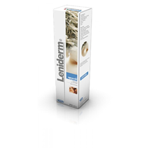 Leniderm čistilna pena za srbečo kožo - 200 ml