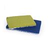 Leopet oglata blazina Marte Abstract, modro zelena