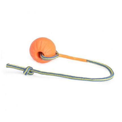 Camon plavajoča žoga na vrvi Eva - 9 cm