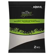 Aquael akvarijski pesek Quartz Sand (0,4 - 1,2 mm) - 2 kg