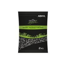 Aquael akvarijski pesek bazalt (2-4 mm) - 10 kg