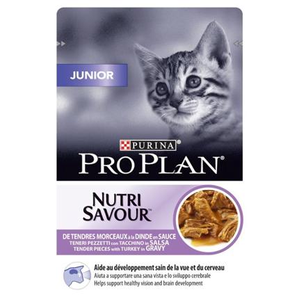 Pro Plan Junior vrečka - puran - 85 g