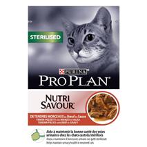 Pro Plan Sterilised Adult vrečka - govedina - 85 g