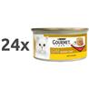 Gourmet Gold Savoury Cake - piščanec in korenje - 85 g 24 x 85 g