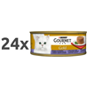 Gourmet Gold Savoury Cake - jagnjetina in stročji fižol - 85 g 24 x 85 g