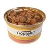 Gourmet Gold koščki v omaki - piščanec in losos - 85 g
