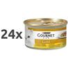 Gourmet Gold Duo - govedina in piščanec - 85 g 24 x 85 g