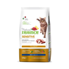 Trainer Natural Cat Sensitive za občutljive mačke - raca 1,5 kg