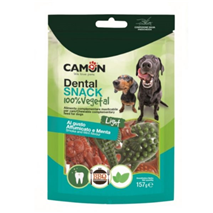 Camon Dental Snack Vegetal Mix, bbq/meta - 157 g