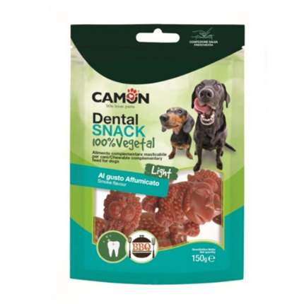Camon Dental Snack Vegetal, bbq - 150 g