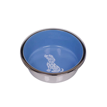 Nobby kovinska posoda Wise, modra - 16 cm/0,90 l
