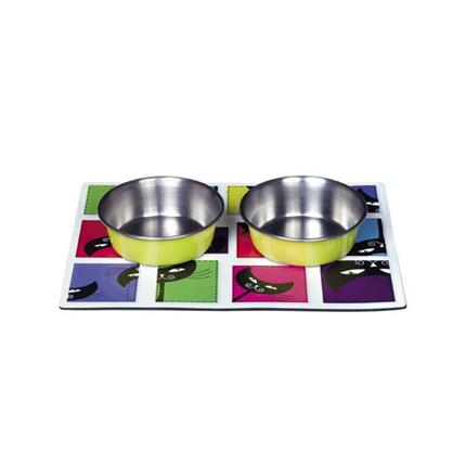 Nobby magnetna posoda in podstavek - 2x0,31 l