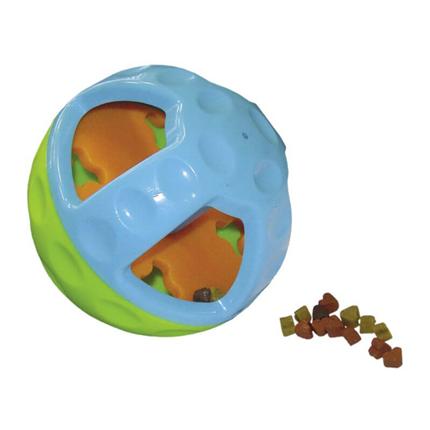 Nobby TPR žoga za posladke Active - 13 cm