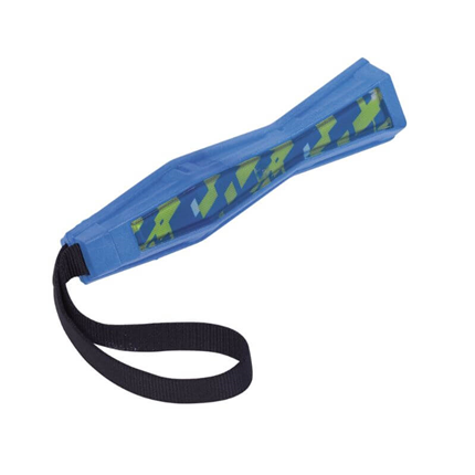 Nobby plavajoč aport TPR guma in pena, moder - 24 cm