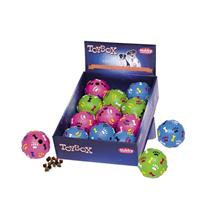Nobby gumi žoga za posladke - 9 cm
