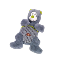 Nobby plišasta igrača medo Clappy Hands - 34 cm