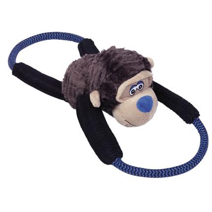 Nobby plišasta igrača opica z vrvjo - 50 cm