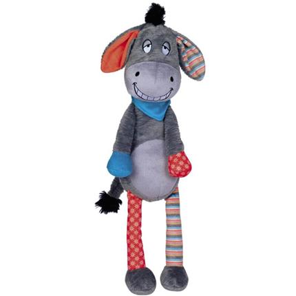 Nobby plišasta igrača osliček - 56 cm