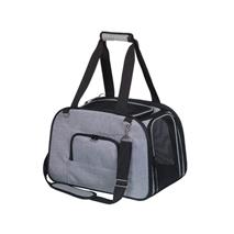 Nobby torba za pse Tali, siva - 43 x 28 x 28 cm
