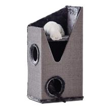 Nobby praskalnik Zigo, črn - 45 x 35 x 100 cm