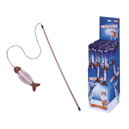 Nobby igrača palica in riba