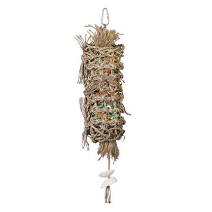 Nobby igrača za ptice iz morske trave - 40 cm