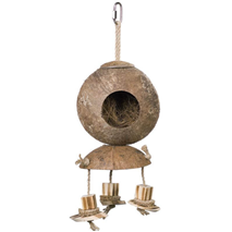 Nobby hiška kokos - 34 x 12 cm