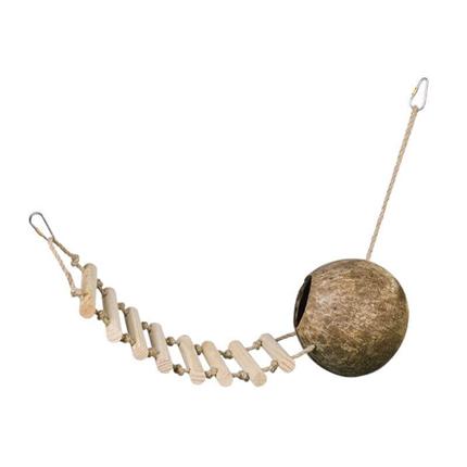 Nobby kokos z lestvijo - 65 cm